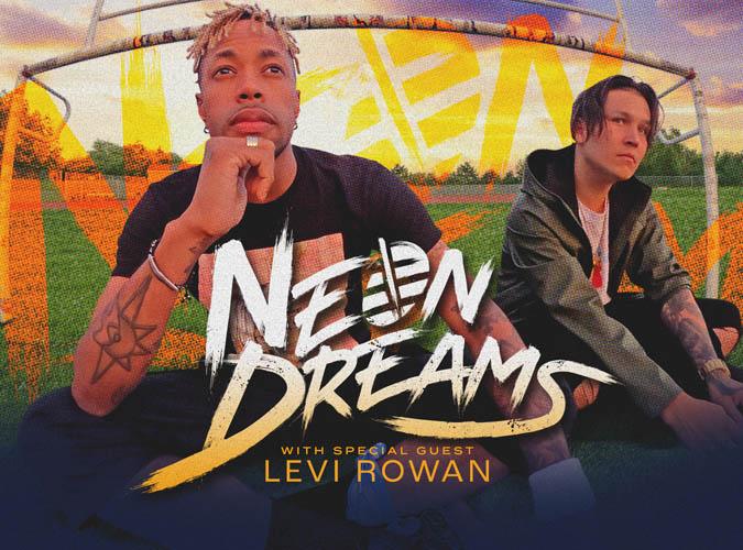 Neon Dreams Atlantic Bubble Tour